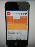 DES-Zorgapp online